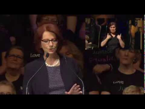Credit where credit is due pt 2 with Julia Gillard