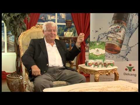 Goli Zivot - Dimitrije Garcev - (TV Happy 04.09.2014.)