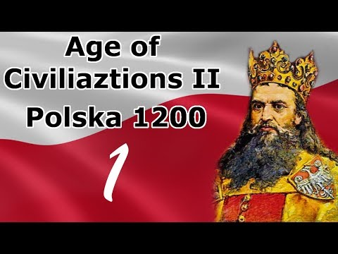 Age of Civilizations II Polska 1200 #1 Spore problemy thumbnail