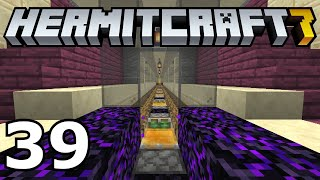 Hermitcraft 7: Honey Monorail and Basalt Farming! (Episode 39)