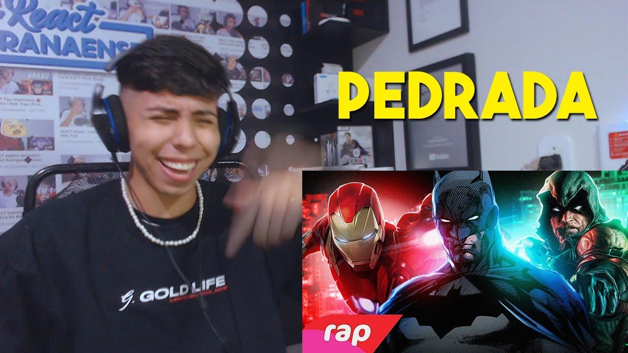 Download REACT Rap do Homem de Ferro, Batman e Arqueiro Verde - SEM PODERES   NERD HITS