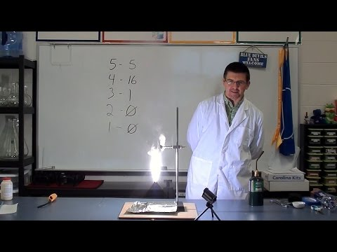 Epic Science - Fun with Fire: Magnesium and Lycopodium