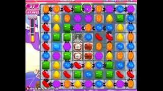 Candy Crush Saga Level 659 using No Boosters.