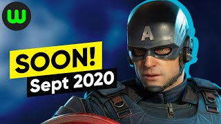 25 Upcoming Games of September 2020 (PC PS4 Switch Xbox One)