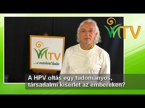 emberi papillomavírus elleni vakcina reklám ezek a paraziták az emberi testben