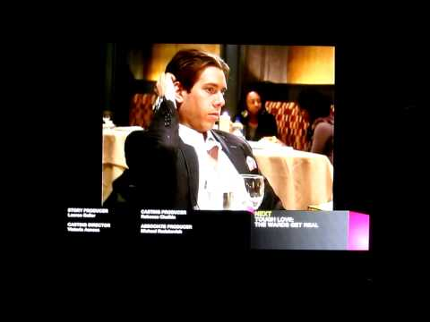 Justin Ross Lee on VH1 Why am I still single w/Siggy Flicker