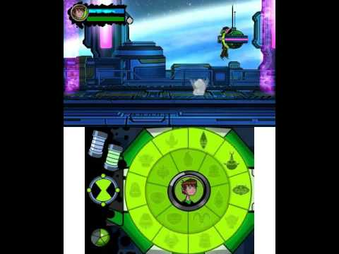 Ben 10 Omniverse 2 3DS FULL GAME - YouTube