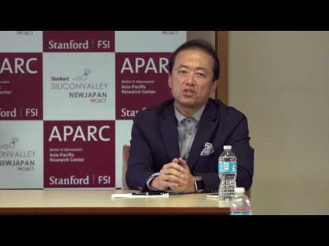 Noriyuki Matsuda   Stanford SV-NJ Public Forum Series 10.14.16