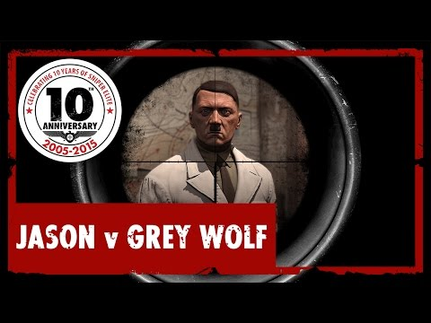 Jason vs The Grey Wolf Sniper Elite 3 Livestream - Sniper Elite 10th Anniversary