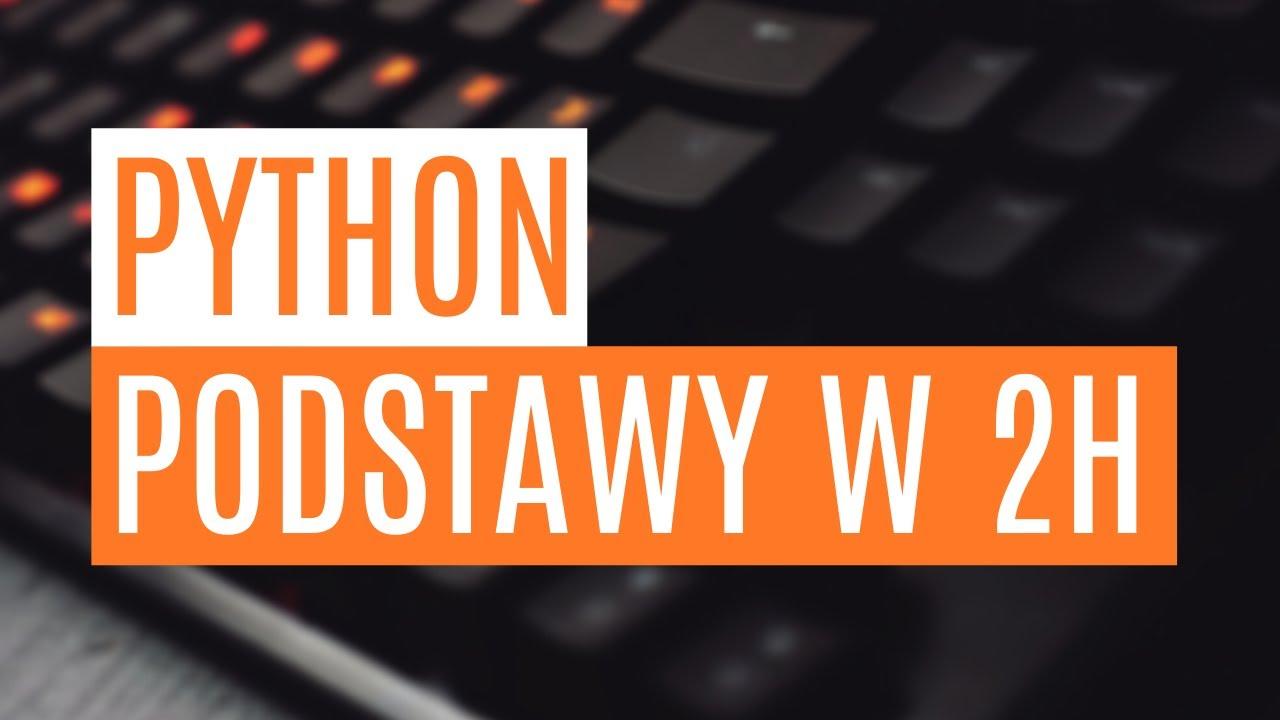 Download Python - podstawy w 2h