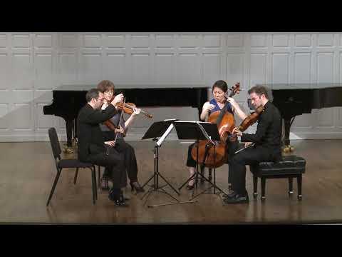 James MacMillan String Quartet No. 3 (Brentano Quartet Live)