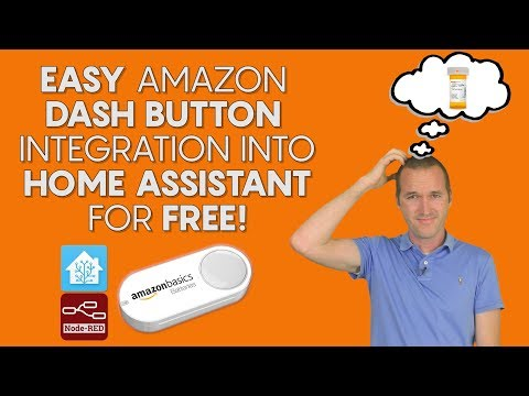 Add An Amazon Dash Button To Home Assistant For FREE