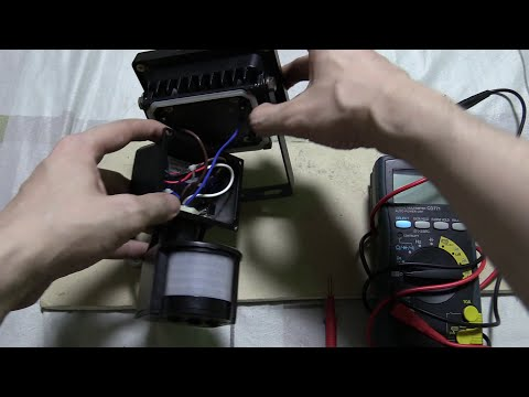 Battery charge hack for solar light