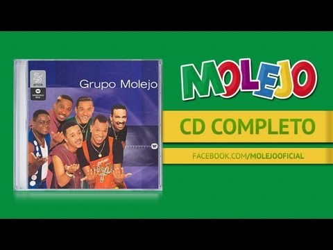 Molejo - Warner 25 Anos (2001) - CD Completo