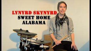 Lynyrd Skynyrd - Sweet Home Alabama (Drum Cover)