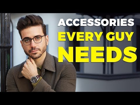 Accessories EVERY GUY NEEDS In 2019 | Men's Style | Alex Costa