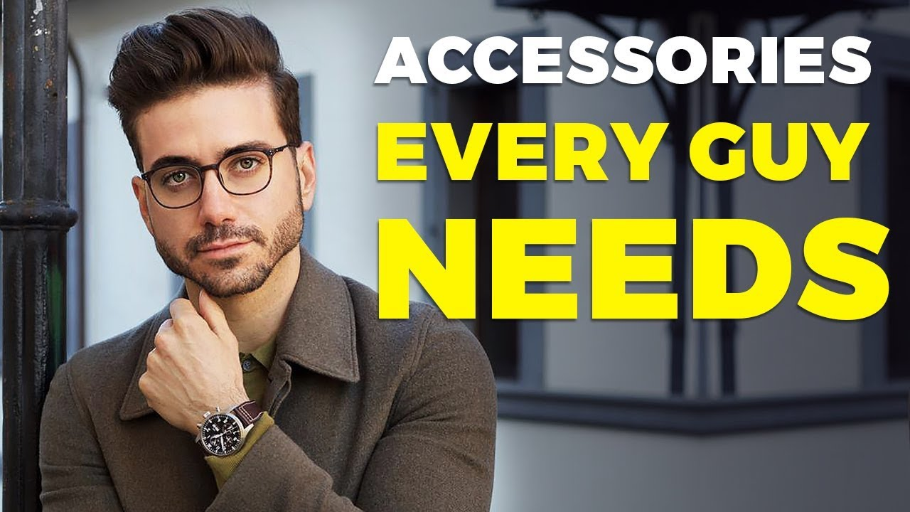 [VIDEO] - Accessories EVERY GUY NEEDS in 2019 | Men's Style | Alex Costa 1