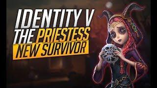 Identity V - The Priestess - *NEW* Survivor