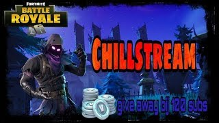 Fortnite chillstreampie#2 - NL - + 1000 VBUCKS GIVEAWAY!!!