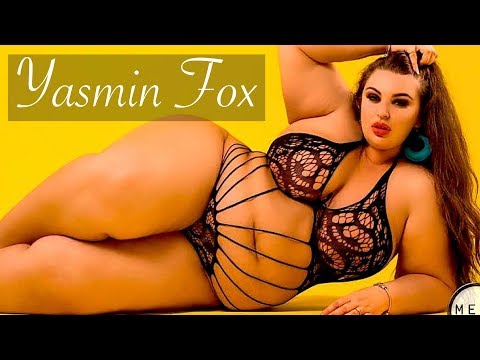 Plus Size Curvy Outfit Ideas - Gorgeous Fashion Model Yasmin Fox from YouTube · Duration:  2 minutes 7 seconds