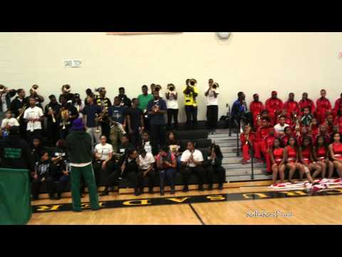 Cass Tech High School Alumni Band - Love Is The Key - 2013