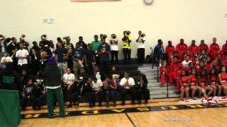 Cass Tech High School Alumni Band - Love Is The Key - 2013