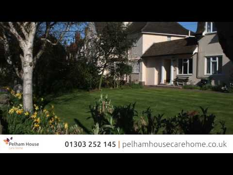 Pelham House Care Home In Folkestone Kent