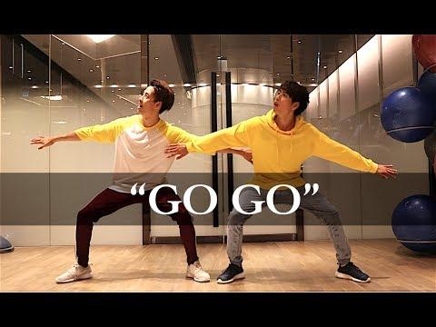 BTS - GO GO DANCE COVER 방탄소년단 고민보다