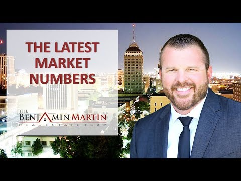 Fresno Real Estate Agent: The Latest Market Numbers