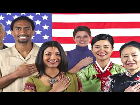 """Mark """"Coach"""" Soto talks in Sacramento for US Citizenship and Immigration Services"""