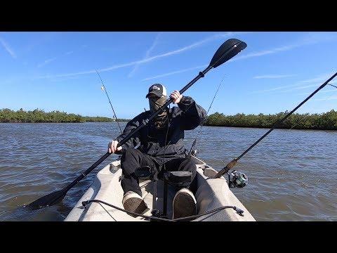 Fishing/Kayaking The Mosquito Lagoon
