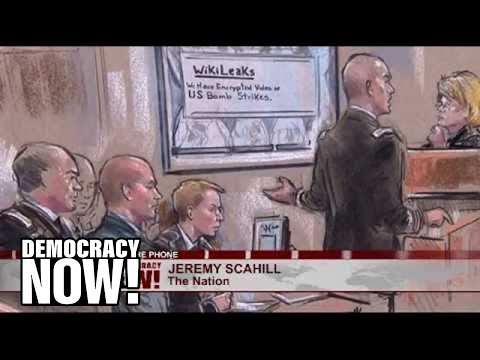 Jeremy Scahill: Manning Verdict Posts Far-Reaching Implications for Journalists, Whistleblowers