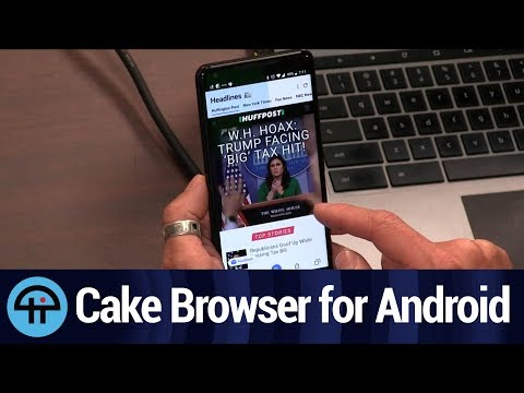 Cake Browser For Android