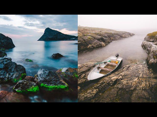 МГНОВЕННАЯ обработка фотографии | Два ПРЕСЕТА на ВСЕ СЛУЧАИ жизни | Кнопка