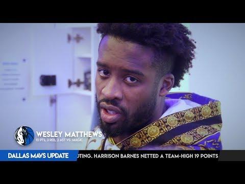 Orlando Magic vs Dallas Mavericks Recap | Harrison Barnes 19 Pts | Jalen Brunson 17 Pts