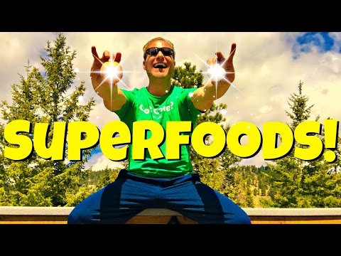 5 MORE Superfoods YOU Should Be Eating EVERY DAY!