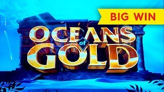Oceans of Gold Slot - SHORT & SWEET!