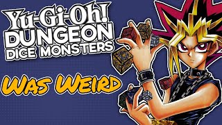 Dungeon Dice Monsters Was Weird (Failed Yu-Gi-Oh! Spinoff) | Billiam