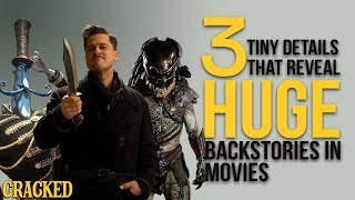 3 Tiny Details That Reveal Huge Backstories In Movies (Inglorious Basterds, Predators, Coraline)