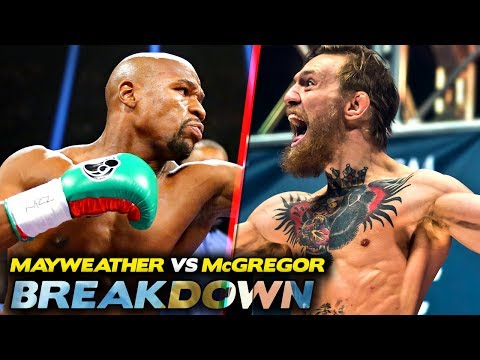 BREAKDOWN: The Many Aspects of Conor McGregor vs. Floyd Mayweather