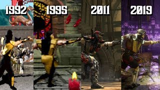 The Evolution of the Most Iconic Move in Gaming History (1992-2019)