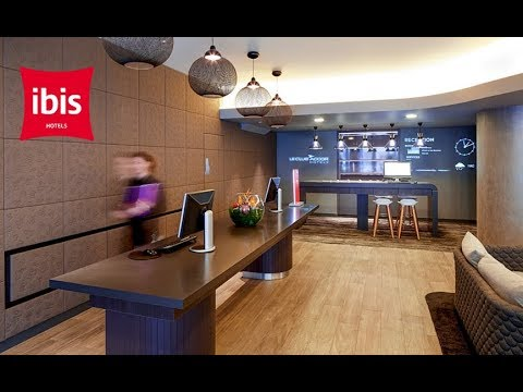Discover Ibis London City • United Kingdom • Vibrant Hotels • Ibis
