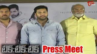 Tik Tik Tik Movie Press Meet || | Jayam Ravi | Nivetha Pethuraj