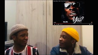 Shatta Wale - Who Tell You? (A South African