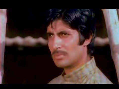 Door Hai Kinara - Amitabh Bachchan & Padma Khanna - Saudagar