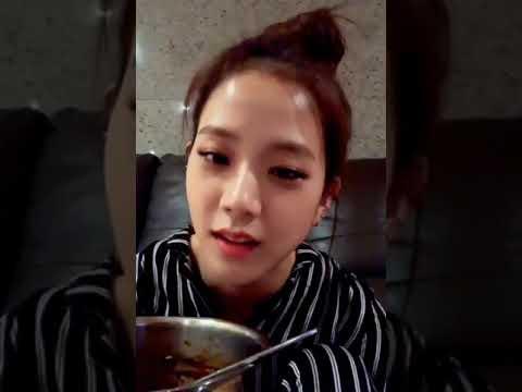 Blackpink Jisoo Singing SNSD Taeyeon's Fine