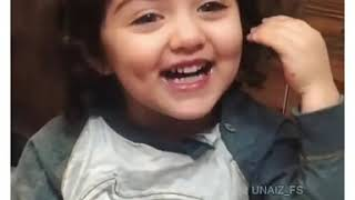 Beautiful child smile funny video | you fall in love with her | best status video | best full comedy