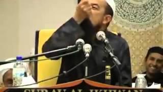 Ustaz Azhar Idrus Mlm Pertama..(lawak Gila)