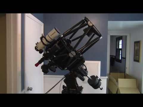 Orion 10 Inch Ritchey Chretien Truss Astrograph Telescope Unboxing