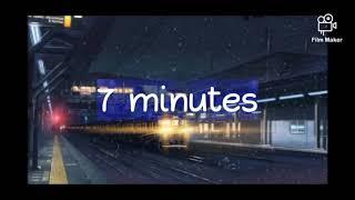 7 MINUTES- DARREN ESPANTO | song cover with lyrics